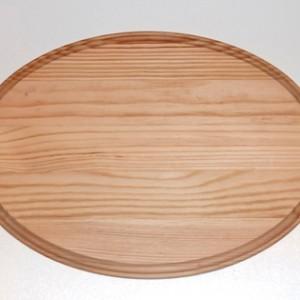 Oval Blank Pine