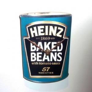 Beans Clock Theme