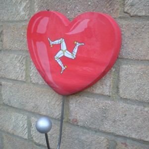Heart, Isle Of Man Theme