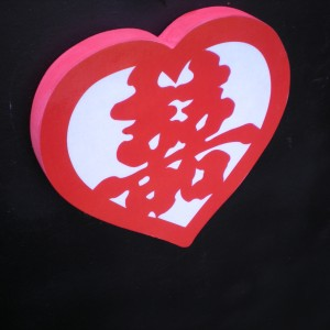 Heart Chinese Sign