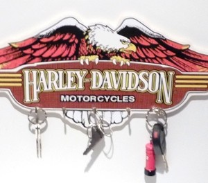Key Holder Harley