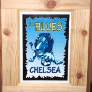 Chelsea Rare Print
