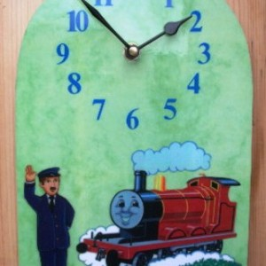 Novelty Clock