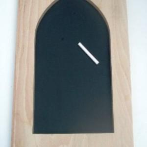 Chalkboard Tudor Style