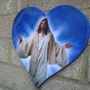 Jesus Heart Picture