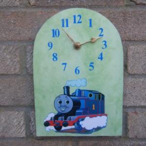 Thomas The Tank Clock