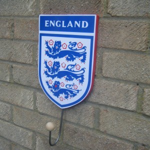 England Supporter Coat/hat Holder